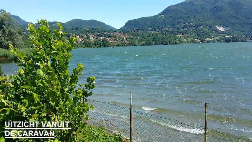 Lago Pusiano - Como - Erba - Monza - Eupilio - Chalé