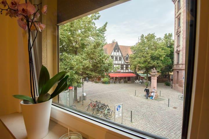 Cozy and central fully equipped flat - Frankfurt nad Menem - Apartament