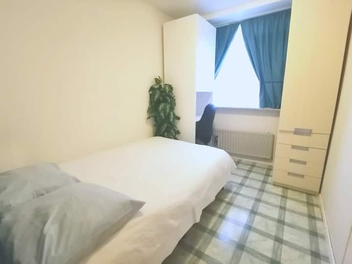 Appartement close to the city of Rotterdam