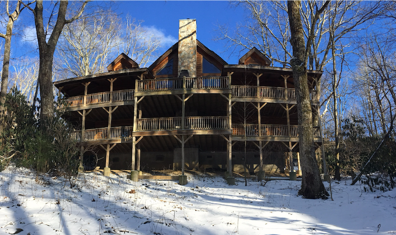 A Luxury Log Home - Spacious & Perfect Location! - Blowing Rock - Cabin