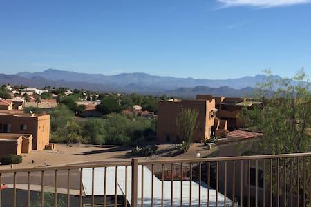 Conveniently Located 1st Flr Condo with Fab Views - Fountain Hills