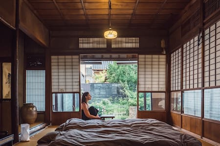The whole house/130 years old/Kyoto by the sea