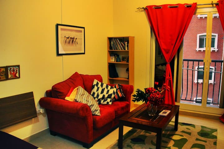 Rastin house Entire Studio in full facility Bldg. - Dubai - Apartmen
