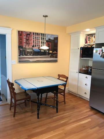 Convenient to T, Quiet, WIFI - Medford - Apartment