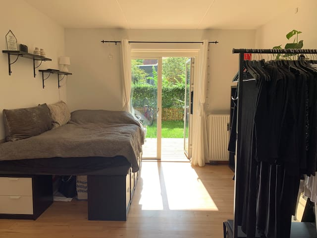 Cozy studio apartment in the heart of Nørrebro CPH