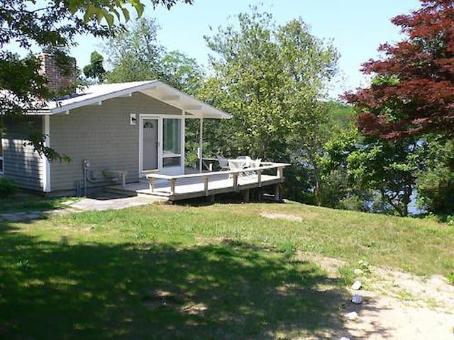 Renovated Cottage on Pilgrim Lake - Orleans