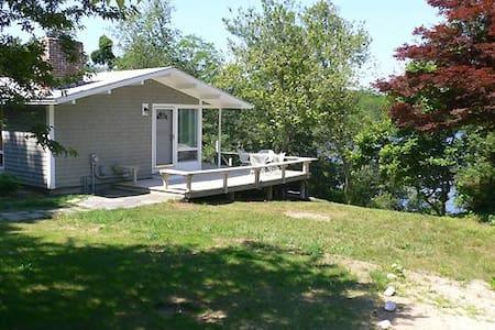 Renovated Cottage on Pilgrim Lake - Орлеан - Дом