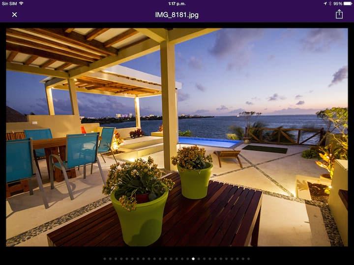 la casa bonita Alessia Cancun