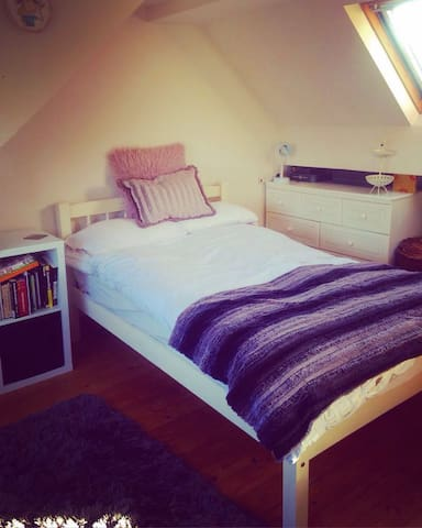 Spacious Double Room with Private Bathroom - Blackburn - Casa