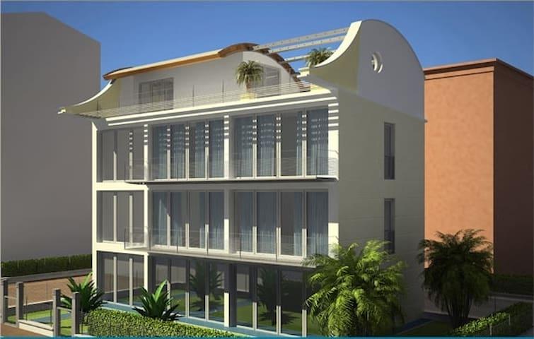 Res. Giavota - Appartemento con accesso diretto - Misano Adriatico - Byt