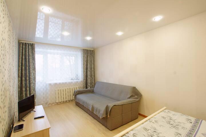 Уютная 1 к. квартира в центре города