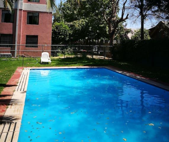 Beatiful apartment in Santiago, room :) - La Florida