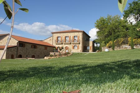Casale il Saúco country house near the sea for 14 - Santa Maria - Villa