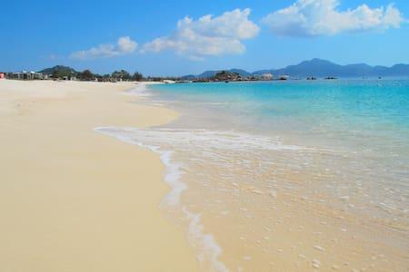 Binh Lap Peninsula - Dao Hoa Vang Villa Home Stay - tp. Cam Ranh