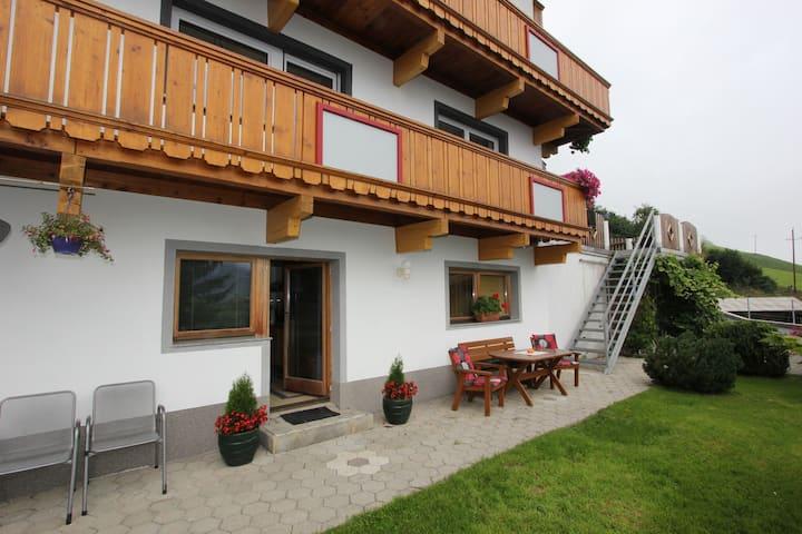Appartement luxueux à Hippach près du domaine skiable