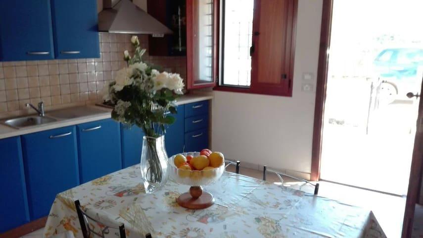 Casa vacanza, tra mare e montagna - Rossano - Apartment