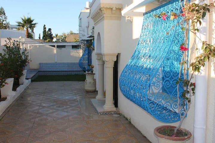 Maison  Style Sidi Bou Said