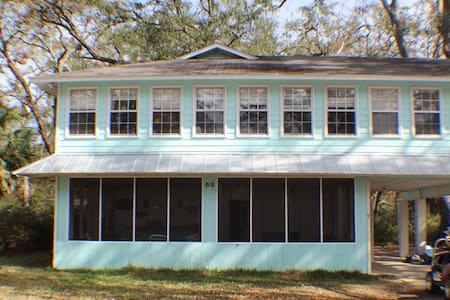 """""""Our Time"""".....newly listed - Saint Helena Island - House"""