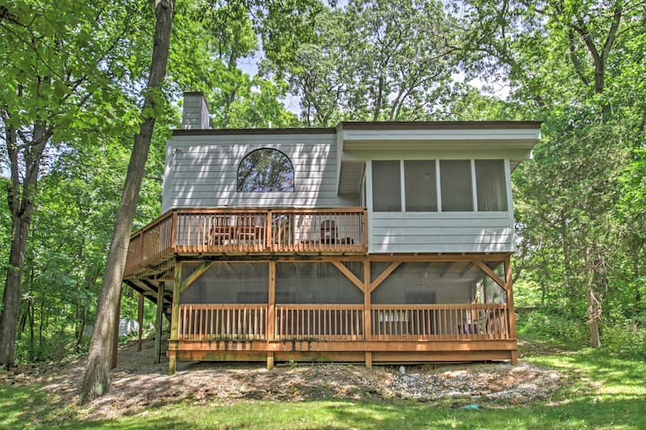 4BR Galena House w/Hot Tub & Fire Pit in Backyard! - Galena - Ev