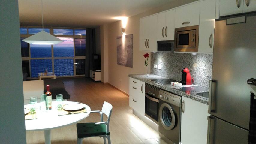 "Modern Housing ""Relax-Comfort"" (Optical Fiber) - Tacoronte - Apartment"