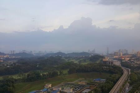 Near KL City, TTDI MRT, PJ, Damansara,Bandar Utama - クアラルンプール - コンドミニアム