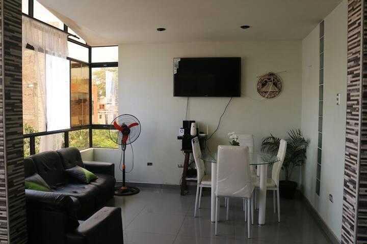 Huacachina - Ica, a nice apartments awaits you ;)