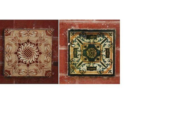 Portugese Tile Inlays