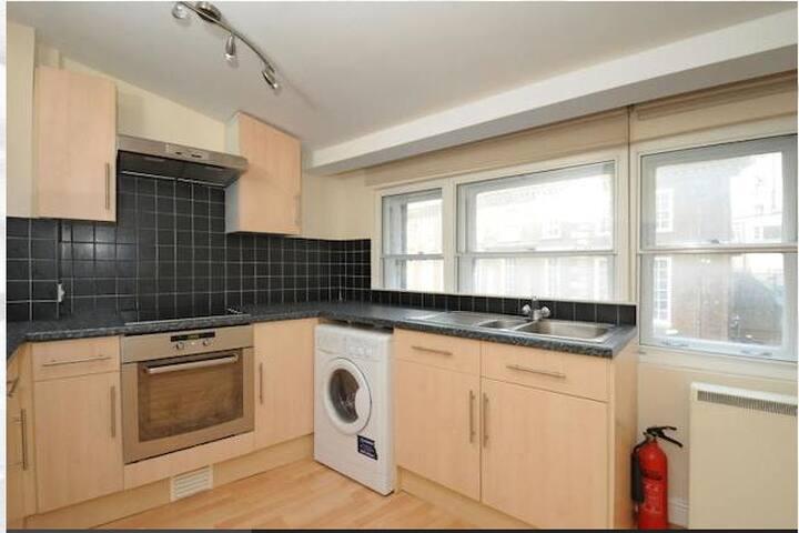 1 bed flat, fantastic location - Londres - Apartamento