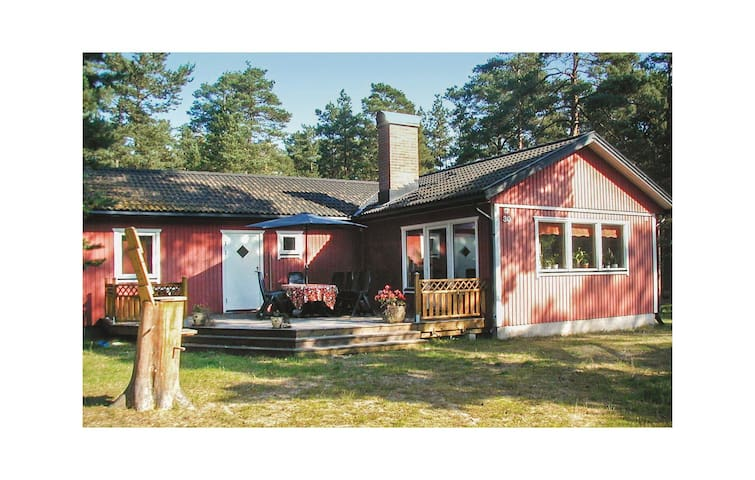 Holiday cottage with 3 bedrooms on 110m² in Yngsjö