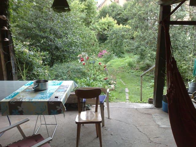 MY SWEET BRIGHT ROOM EN ALSACE - Schiltigheim - Huis