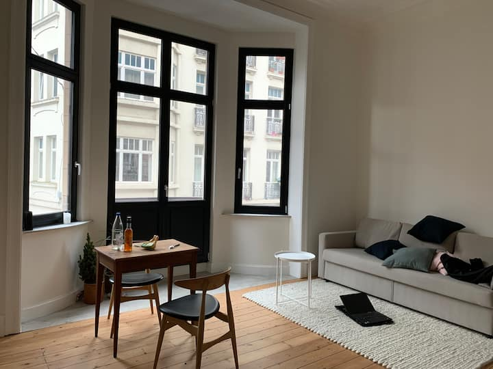 Charming studio in the heart of Saint-Gilles