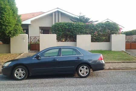 FREE car/driver🚗10min to Airport🚗Gated Community