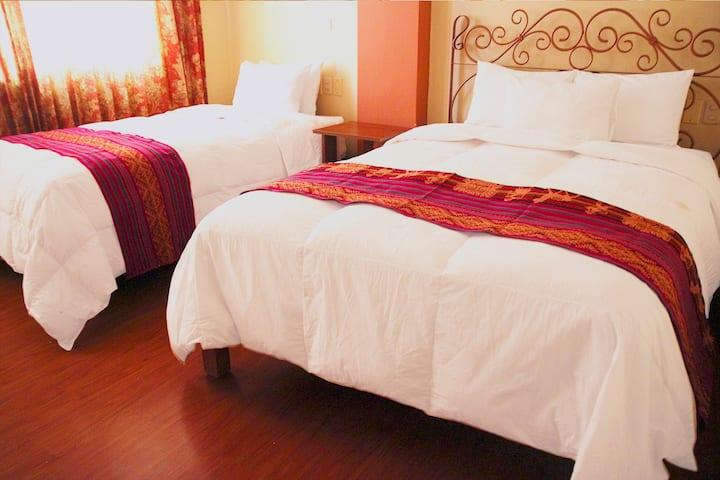 Hostal Turistico Titikaka you will be feel at home