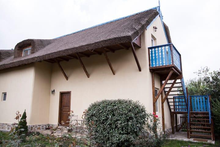 Entire house upper floor in Danube Delta