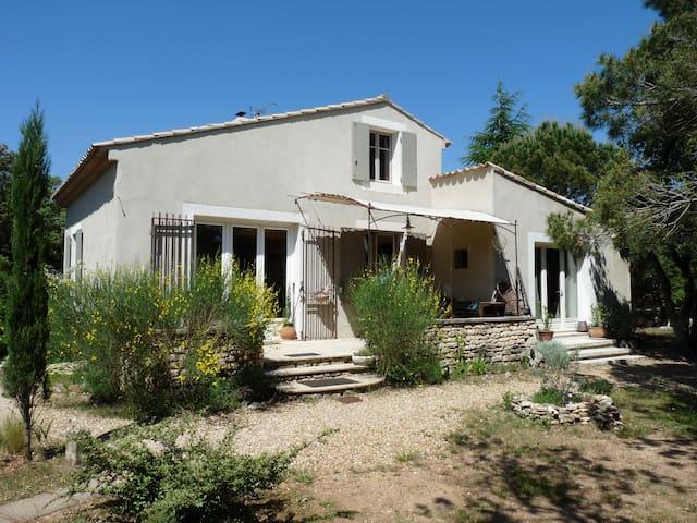Le Puits de la Borie - Bonnieux - Villa