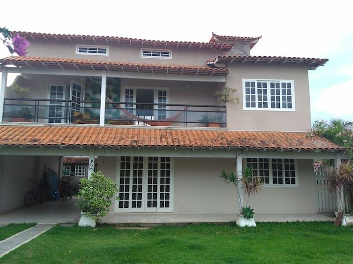 casa muito  confortável com vista para Lagoa