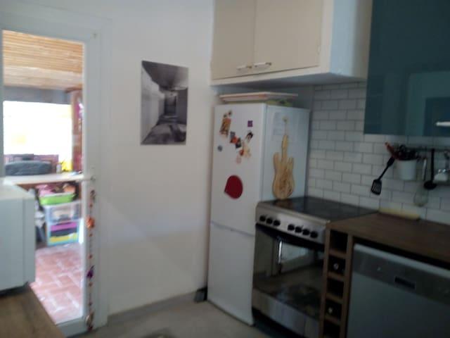 Chez Milie, maison au calme avec studio et jacuzzi