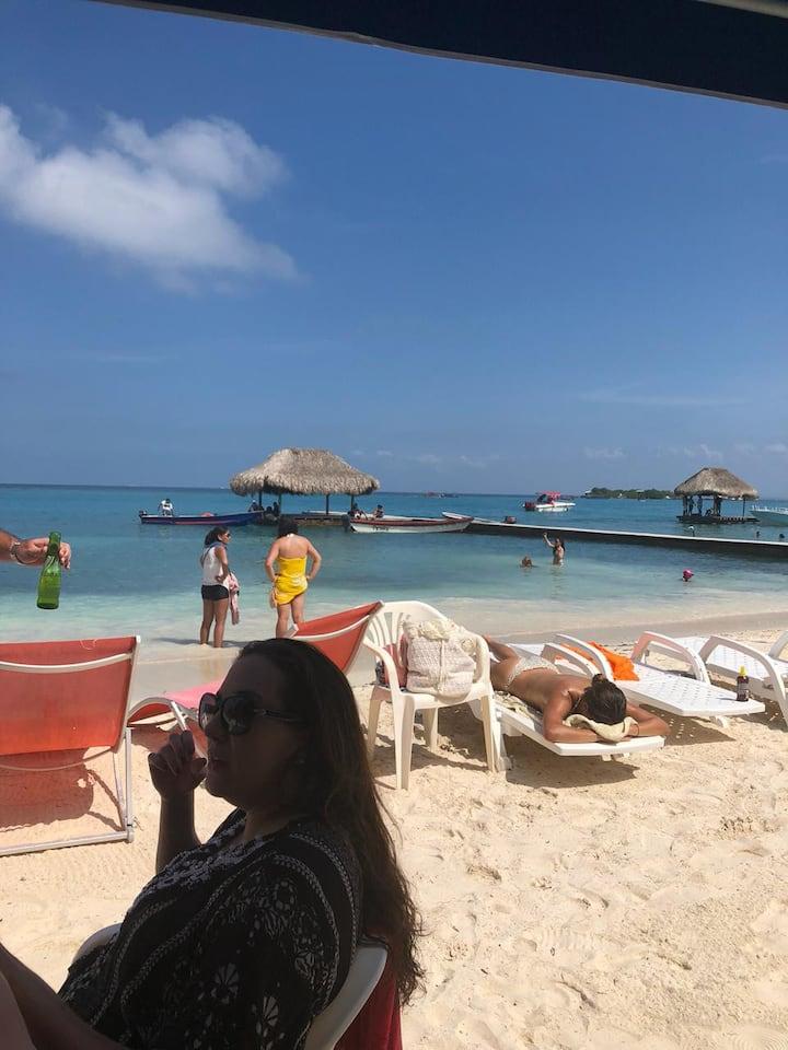 Rosario Island Cabanas