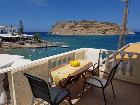 Meltemi Beach Apartment Mochlos Kreta
