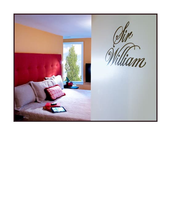 Sir William: King or Twin Beds