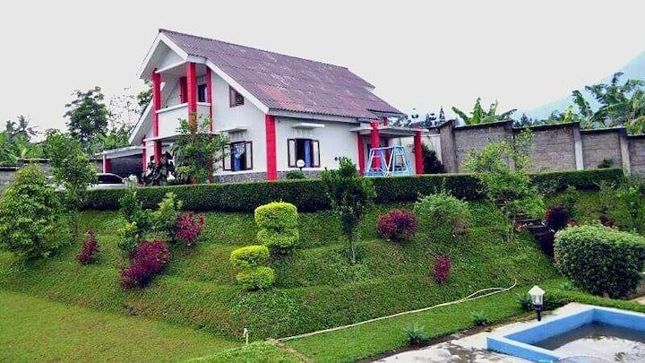 Villa Homey Gubug Syifa Puncak  Damai Asri Family