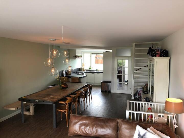 Last minute 5⭐️ family-home near Amsterdam