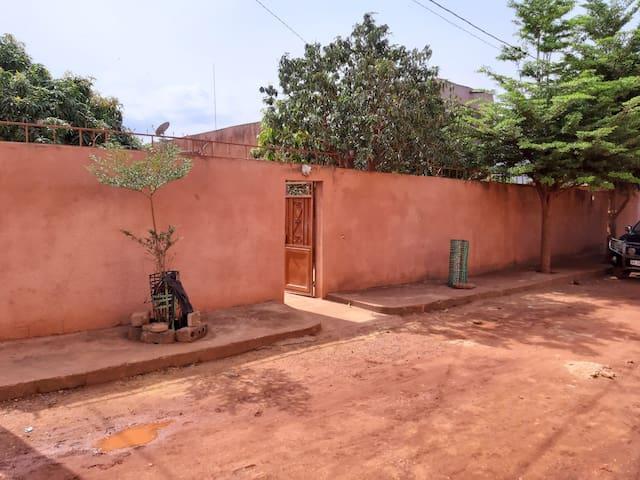 Terre Rouge de Bamako