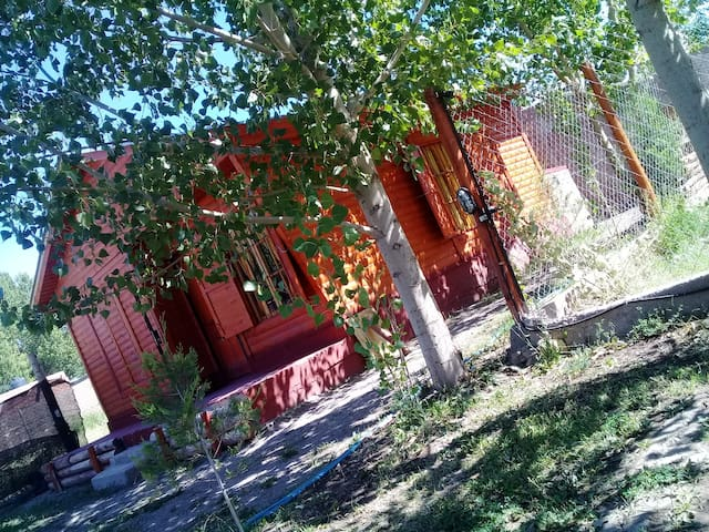 Las Cabañas de Alejandro en Uspallata Mendoza II