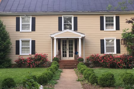 Sleepy Hollow Country Retreat!  Enjoy your stay!