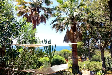 sea side family villa in the garden - Villasimius, Cagliari - Villa