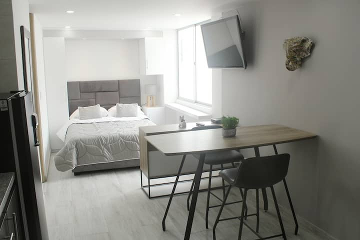 Modern and elegant loft - Best price in Bogota