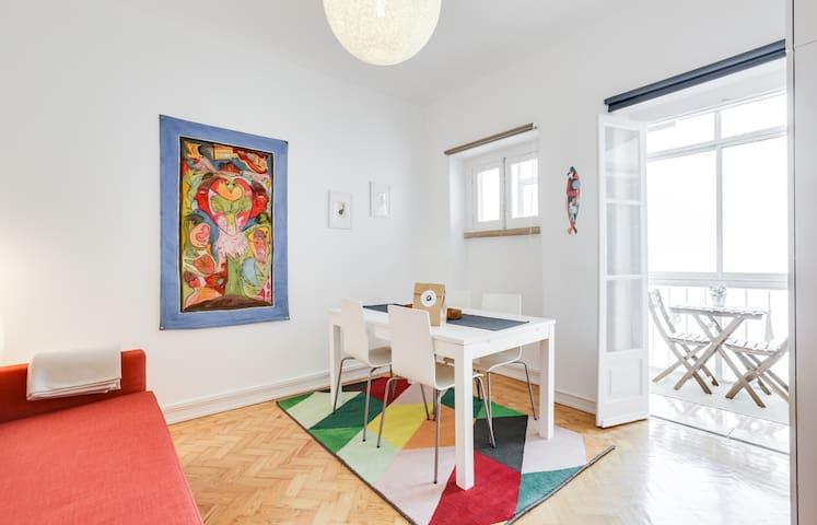 Gorgeous flat in lovely Graça