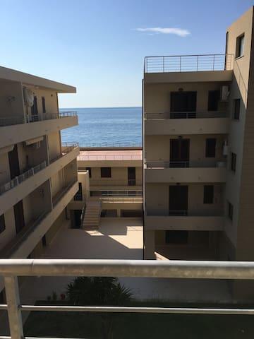 casa al mare accesso diretto al mare - Bagnara Calabra