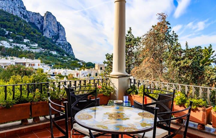 Capri center - A' varca r'a neve